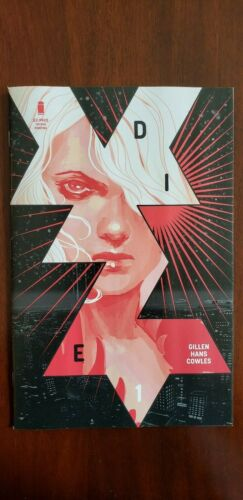 UNOPENED AND UNREAD! FORTH PRINT VARIANT IMAGE COMIC DIE 1 4TH PTG  SOLD OUT!
