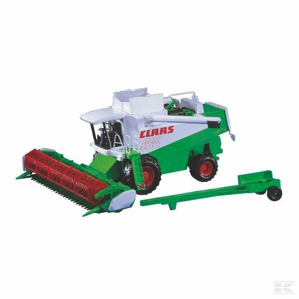 Bruder Claas Lexion 480 Combine Harvester 1 20 Scale Model Toy Present Gift