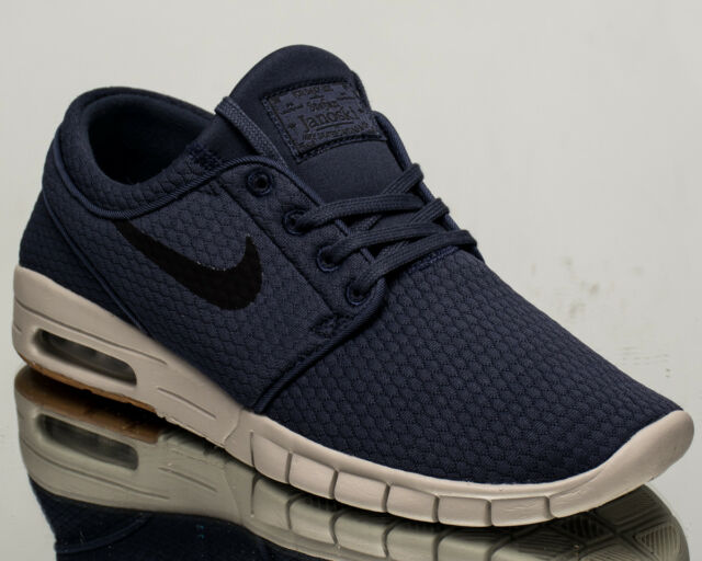 Nike SB Stefan Janoski Max air men lifestyle sneakers NEW blue black  631303-402 fd2dcab0514d