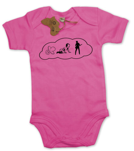 Ma2ca Baby Body BassistStrampler 0-33-66-1212-18  Monate