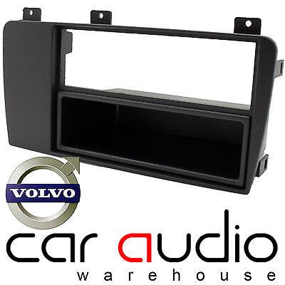 FP-10-06 Volvo S60 V70 XC70 2004 Car Stereo Radio Single Din Facia Fascia Panel