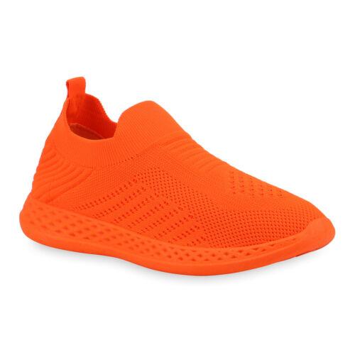 Damen Sportschuhe Slip On Sneaker Fitness Schuhe Strick Laufschuhe 897192 Top