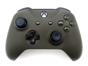 Microsoft-Xbox-One-S-Battlefield-1-Limited-Edition-Military-Green-Controller