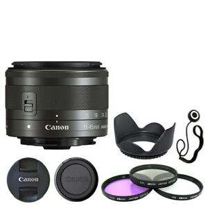 Canon-EF-M-15-45mm-f-3-5-6-3-IS-STM-Lens-Graphite-Deluxe-Accessory-Kit