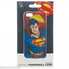 Superman Iphone 5 Hardshell Case Cover Official DC Comics BRAND NEW in pkg