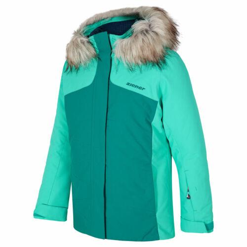 ZIENER ASINA JUNIOR 2019 Kinder Skijacke Snowboardjacke 10k AQUASHIELD 187924