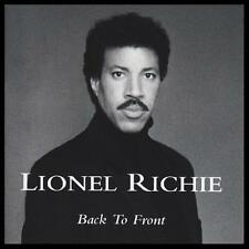 LIONEL RICHIE - BACK TO FRONT CD ~ GREATEST HITS / BEST OF ~ 80's R&B POP *NEW*