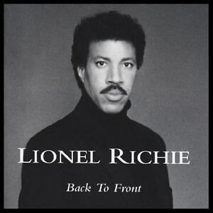 LIONEL-RICHIE-BACK-TO-FRONT-CD-GREATEST-HITS-BEST-OF-80-039-s-R-amp-B-POP-NEW