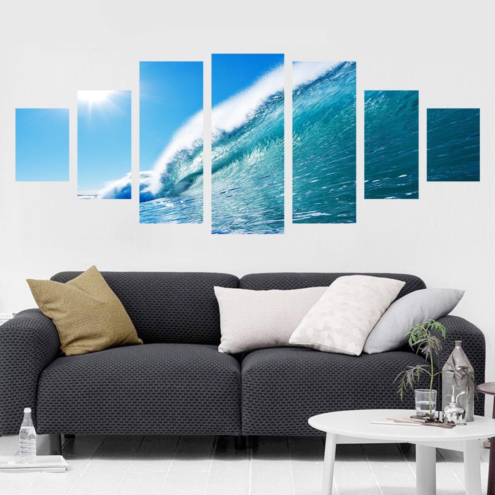 3D Sunlight Waves 656 Unframed Print Wall Paper Decal Wall Deco Indoor AJ Wall