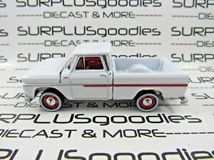 Johnny-Lightning-1-64-Scale-LOOSE-Classic-White-1965-CHEVROLET-C10-Pickup-Truck