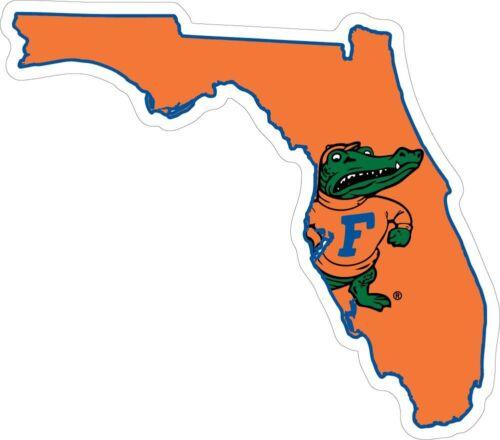 Florida Gators vinyl sticker for skateboard luggage laptop tumblers car a