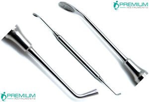 BONE-SPOON-GRAFT-PACKER-DENTAL-IMPLANT-PERIODONTAL-HOLLOW-HANDLE-4MM-INSTRUMENTS