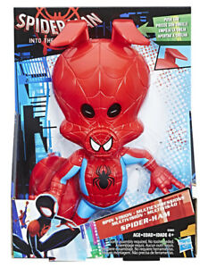 NEW Marvel Spiderman Movie Spin Vision Spiderham