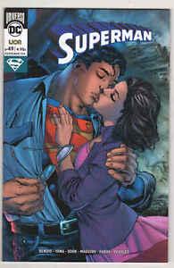 SUPERMAN n°49 variant - Dc - Lion