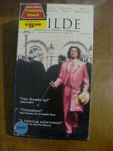Wilde-VHS-1999-Oscar-Wilde-Stephen-Fry-Vanessa-Richardson-Jude-Law