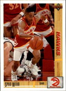 1991-92 Upper Deck Basketball (Pick Card From List 251-500) C45