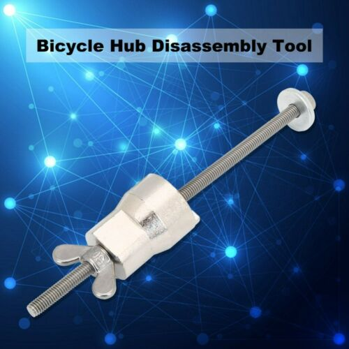 Stainless Steel Bicycle Hub Remove Repair Tool Accs for Mountain Road Bike