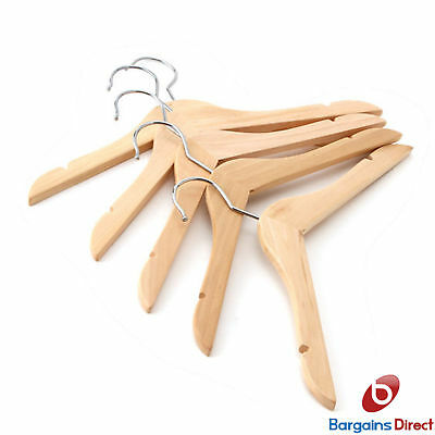 30 X Ikea Per Bambini In Legno Appendiabiti Bambino/bambini/bambino Legno Hanger- Eccellente Nell'Effetto Cuscino