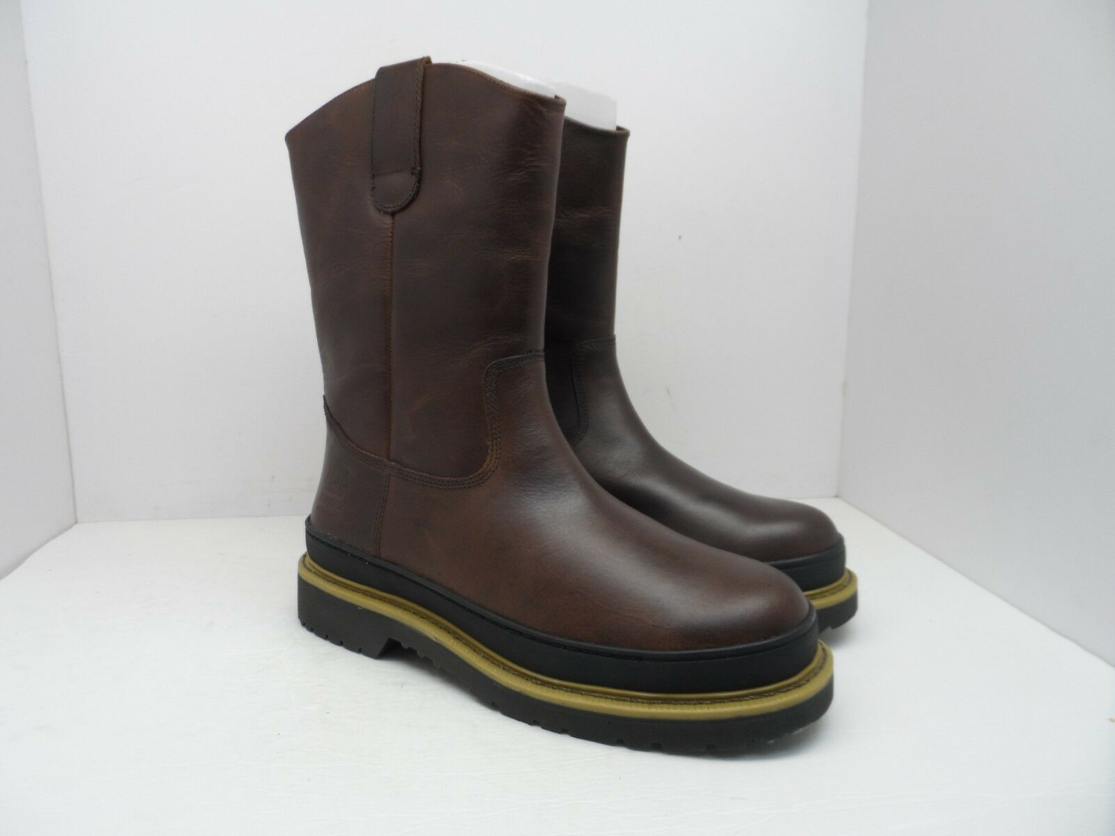 King's King's King's by Honeywell Uomo Welted Rigger KWRG01 Pull On Leather Steel Toe avvio 11M 78dc2e