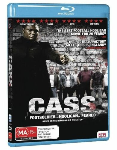 1 of 1 - Cass (Blu-ray, 2009) ACTION [Region B] NEW/SEALED