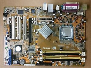 ASUS P5SD2-X AUDIO DRIVERS FOR WINDOWS 7