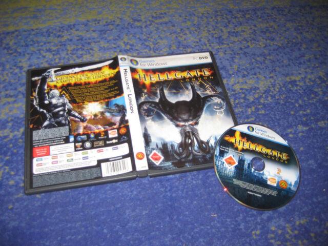Hellgate London für PC DVD-ROM in OVP  FSK 18 in DVD Hülle