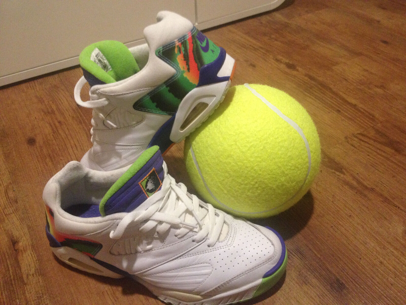 "Nike Air Tech Challenge IV Low ""Kiwi"" Retro OG ""Andre Agassi"" (EU 44.5)"