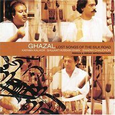Ghazal - Lost Songs of the Silk Road [New CD]