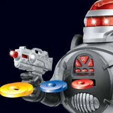 "WALKING combattimenti DANCING 15 ""RC TELECOMANDO RADIO CONTROLLATO ROBOT Boys Toys"
