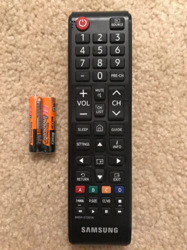 Genuine Samsung BN59-01301A Smart TV Remote Control