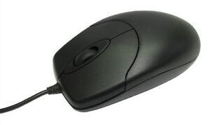 3-Button-USB-OPTICAL-MOUSE-with-Scroll-Wheel-BLACK-Hi-Resolution-800-DPi-Windows
