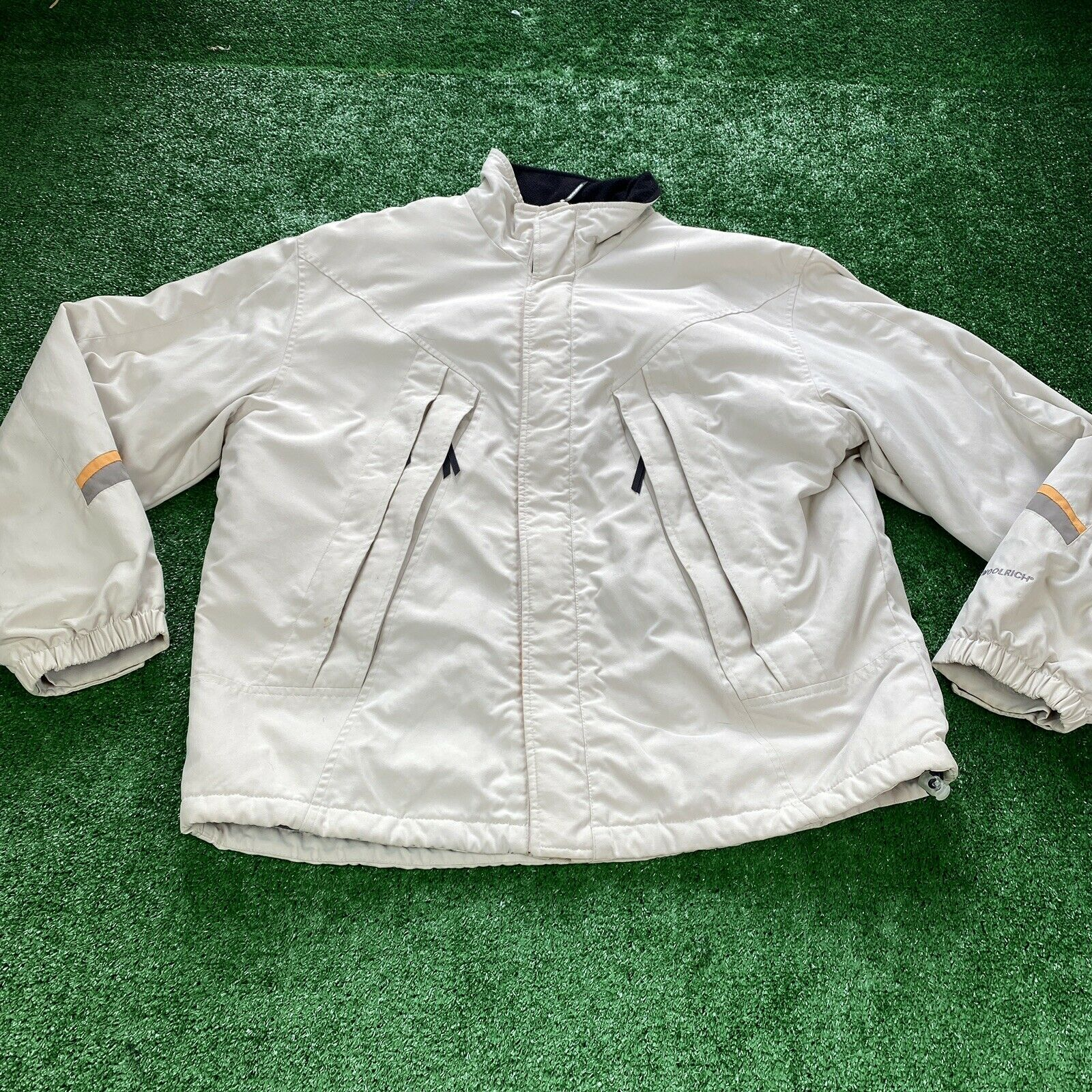 Vintage John Rich And Bros Woolrich Jacket Size L… - image 1