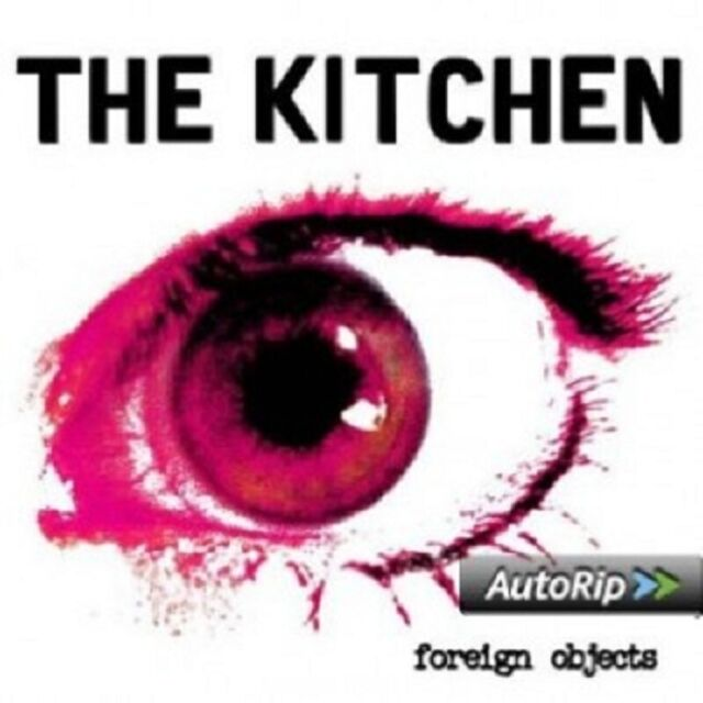 Kitchen,The - Foreign Objects  CD Neuware