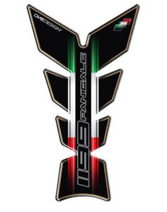 RACING-PROTECTOR-DE-DEPoSITO-Negro-034-1199-PANIGALE-034-Logotipo-proteccion-del