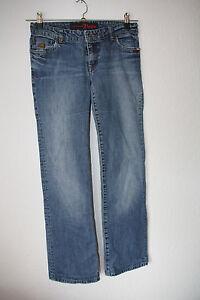 Blaue-Washout-Jeans-von-Melrose-Groesse-36