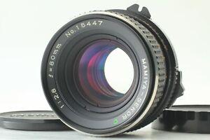 Quasi-Nuovo-MAMIYA-Sekor-C-80mm-F2-8-Lente-per-M645-1000S-TL-GIAPPONE-Super-Pro