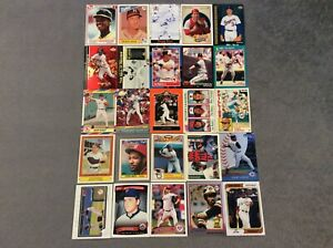 HALL-OF-FAME-Baseball-Card-Lot-1980-2020-TOM-SEAVER-JOHNNY-BENCH-NOLAN-RYAN