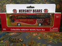 Players Only Collectible Hershey Bears Team Bus 1:87 Scale Metal Exclusively Hb