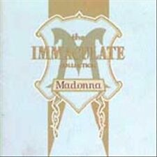 The Immaculate Collection by Madonna (CD, Nov-1990, Sire) German Import