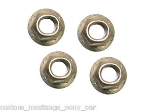 Ford-C4-C6-FMX-Transmission-Torque-Convertor-Nuts-Mustang-289-302-351-390-428-V8