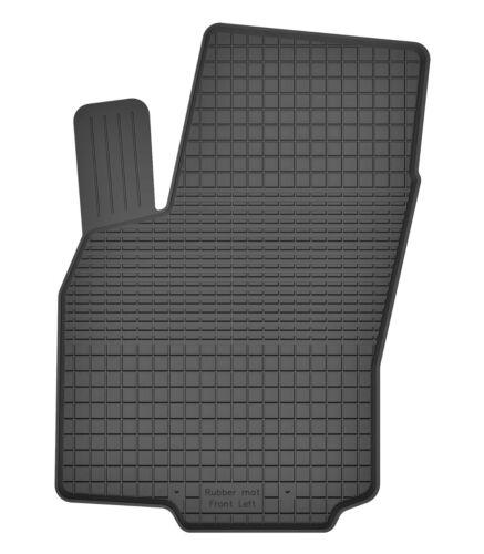 Fußmatten für Opel Zafira C 2011-2019 Gummi Gummimatten