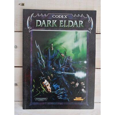 Warhammer.40.000 - Codex: Dark Eldar, deutsch