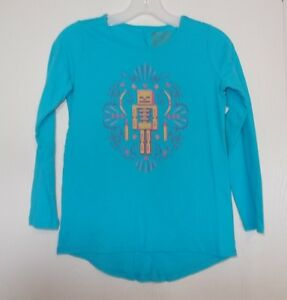 Girls-Size-4-5-6-6X-OR-14-16-Mojang-Minecraft-Long-Sleeve-Skelly-Dreams-Shirt