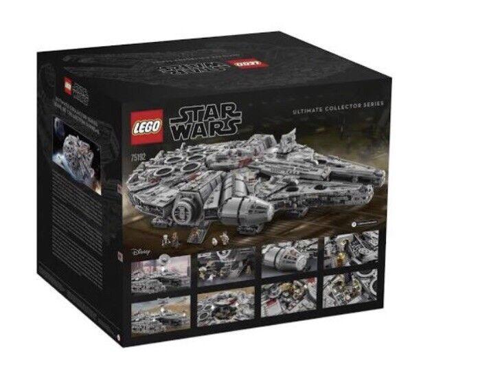LEGO Star Wars Ultimate Collector's Millennium Falcon 75192 NIB NIB NIB 569451