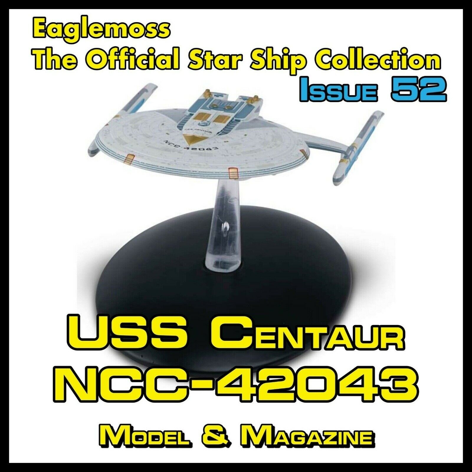 Issue 52 USS Centaur