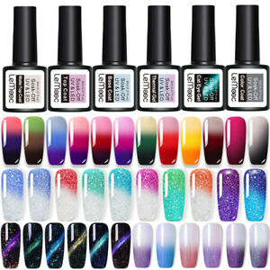 LEMOOC-8ml-Nail-UV-Gel-Polish-Thermal-Magnetic-Color-Changing-Chameleon-Nail-Art