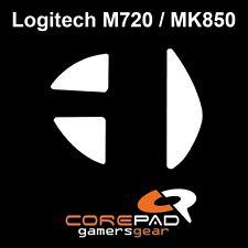 COREPAD Skatez Piedini del mouse LOGITECH m720/mk850