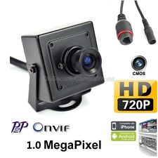 Mini 1.0 Megapixel HD 1280*720p IP Camera Mini Hidden Network Camera Onvif cam