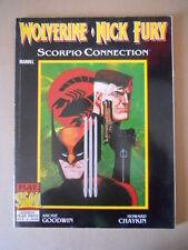 Wolverine & Nick Fury Play SPecial n°5 1990 Play Press  [G754] BUONO
