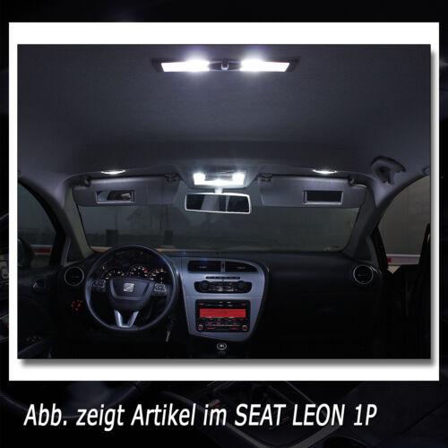 5630 PREMIUM LED Innenraumbeleuchtung für SEAT Leon III 5F SC ST Cupra R